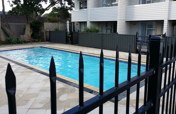 Fence Designs Nz Security fence and gates installation strong fencing strongfencing provide a range or security fencing designs to suit all commercial and industrial applications workwithnaturefo